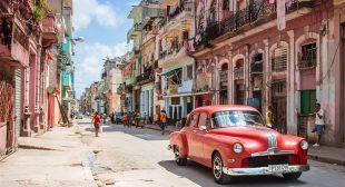 A classic Cuban trip