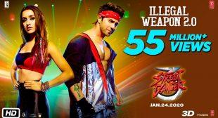 ILLEGAL WEAPON 2.0 LYRICS – Street Dancer 3D / Jasmine Sandlas, Garry Sandhu