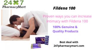 Fildena : Best Pills for Erectile Dysfunction