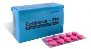 Cenforce FM 100 | Sildenafil Citrate | Reviews, Price
