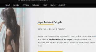 Jaipur Escorts | Call Girls in Jaipur | VIP Service