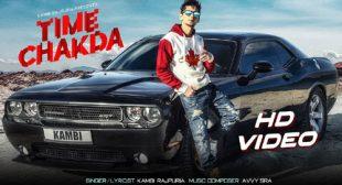 Time Chakda – Kambi Lyrics