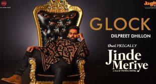 Glock Lyrics From Jinde Meriye