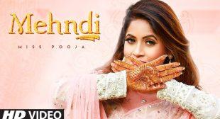 Mehndi Lyrics From Miss Pooja