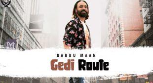 Gedi Route Lyrics and Video