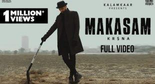 KR$NA's 'MAKASAM' Lyrics