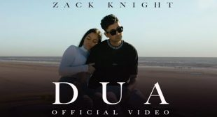 Zack Knight's 'DUA' Lyrics