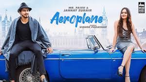 Aeroplane Lyrics by Vibhor Parashar Jannat And Faisu – BelieverLyric