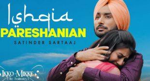 Ishqia Pareshanian – Satinder Sartaaj