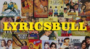 Indian Songs Lyrics
