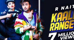 Kaali range r nait lyrics in english