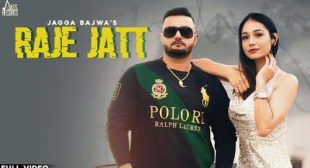 Jagga Bajwa – Raje Jatt Lyrics