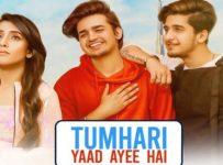 Tumhari Yaad Ayee Hai Lyrics – Goldie Sohel and Palak Muchhal