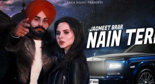 Jagmeet Brar – Nain Tere Lyrics