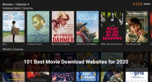 101 Free Movie Download Websites & Apps for Latest Releases (Working Sites Only)