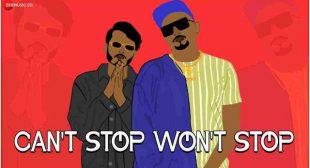 Cant Stop Wont Stop Lyrics in English – Ace aka Mumbai & Sahir