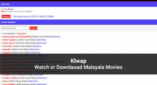 Klwap Site: All Latest Malayalam Movies to Watch Online or Download in 2020