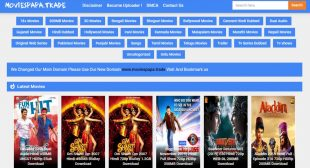 MoviesPapa: Hollywood & Bollywood Movies To Watch/Download in 2020