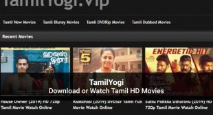 TamilYogi: New Tamil, Telugu Movies & TV Series To Watch Online in 2020