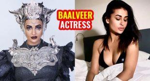 Baalveer actress, Pavitra Punia in black bikini top – raises heat with her ample cleavage.