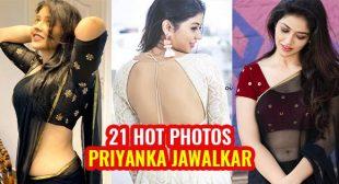 21 hot photos of Priyanka Jawalkar – Tollywood actress from Taxiwala and Sid Sriram : Maate Vinadhuga.