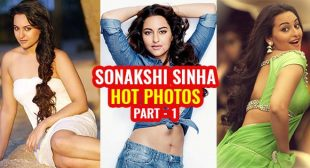 15 Hot & sexy photos of Sonakshi Sinha – Bollywood actress flaunting her sexy body in sarees and dresses