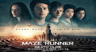 Maze Runner: The Death Cure Movie Download – Maze Runner: The Death Cure English Full Movie Free Download