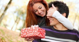 Love gifts for men