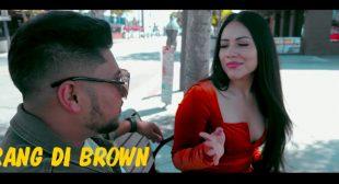 Rang Di Brown – Ravraaz