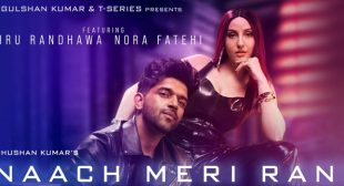 Naach Meri Rani Lyrics – Guru Randhawa