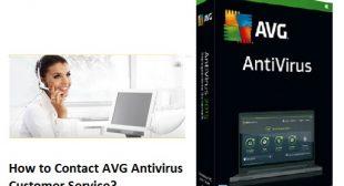 How to Contact Avg.Com/Retail Antivirus Customer Service?