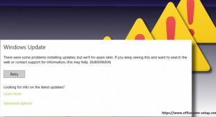 How to Fix Windows Update Error 0x80096004? Www.Office.com/setup