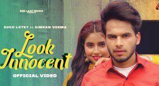 Look Innocent Lyrics – Sukh Lotey