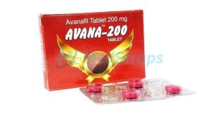 Avana 200 mg | Avana 200mg Tablets Reviews, Side Effects