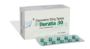 Duratia 30 | Dapoxetine | Reviews, Side effects and Dosage