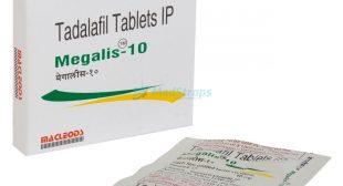 Megalis 10 | Megalis 10 mg Tablets Reviews, Uses