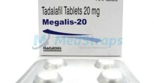 Megalis 20 mg   Megalis 20mg Tablet   Uses, price, Side effects