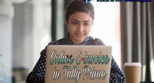 E-invoicing under GST – What is e-Invoicing? Applicability.