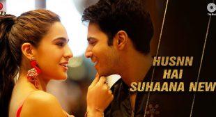 Husn Hai Suhana New Song Lyrics in English – Coolie No 1 :LyricAlarts