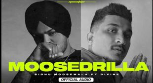 Sidhu Moose Wala & DIVINE – Moosedrilla Lyrics | Moosetape