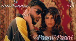 Paani Paani Lyrics In Hindi And English by Badshah, Aastha Gill