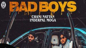 BAD BOYS LYRICS – INDERPAL MOG