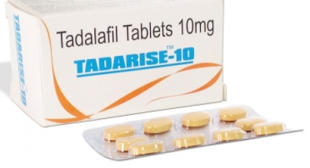 Tadarise   The ED Tablet For Solve The Men's Sexual Disorder