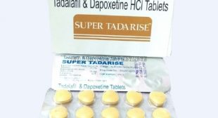 Buy Super Tadarise | 20% OFF | Mybestchemist.com