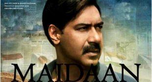 Maidaan starring Ajay Devgan