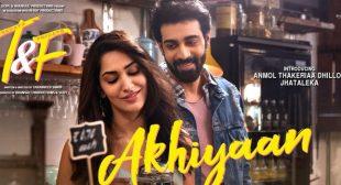 Akhiyan Udeek Diyan Lyrics – Shiddat