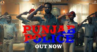 Punjab Police – Gagan Kokri