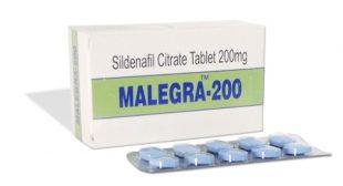 Malegra 200 – Best For Men's Health