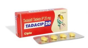 Tadacip 20 Mg : Buy Tadacip 20 Mg Online – Mediscap